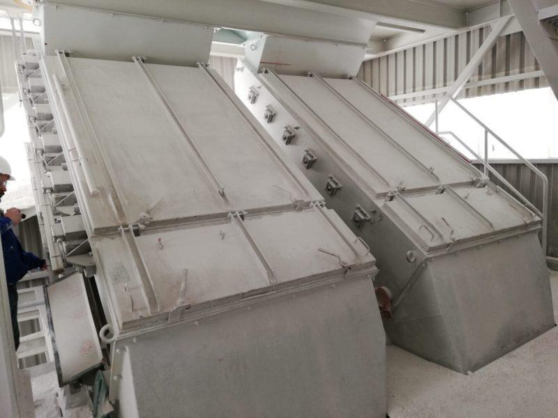 Criba para finos DS - MPT Engineering