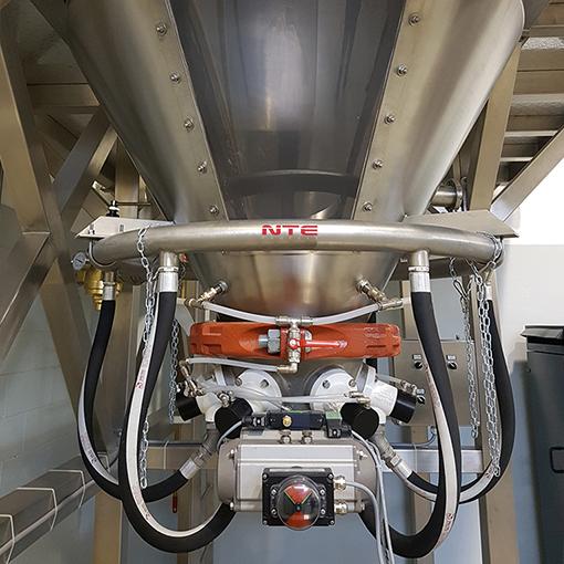 NTE Process - Mezcladora de sólidos