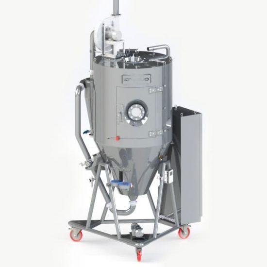 Spray Dryer para pruebas de laboratorio