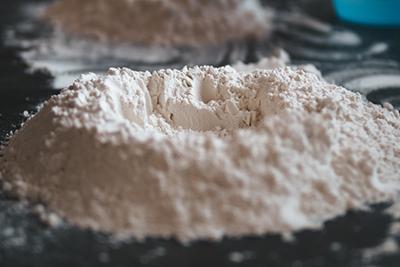 Tamizado control harina