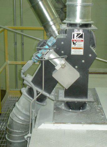 Válvula Seal Tite en planta de carbonato - Vortex