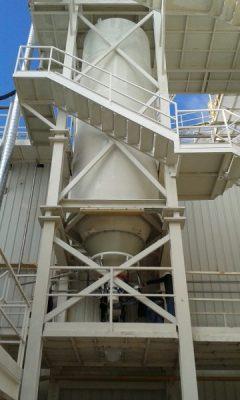 Mezclador para pigmentos cerámicos - NTE Process