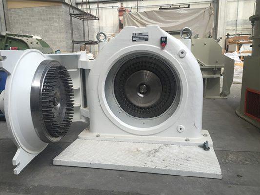Molino Contrarotor de 600 mm de diámetro - Cimma