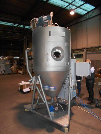 Spray dryer ALFA para I+D - ICF Welko