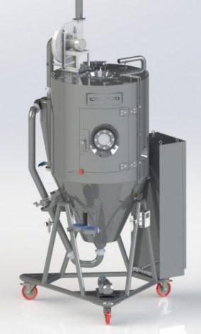 Spray dryer modelo Alfa