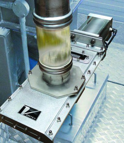Válvula Orifice Gate con conector BFM - Vortex