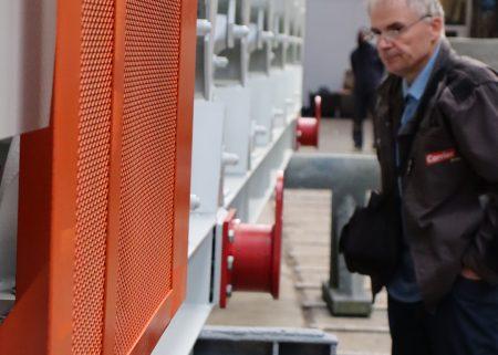 Carrier - Secadores y enfriadores de lecho fluido