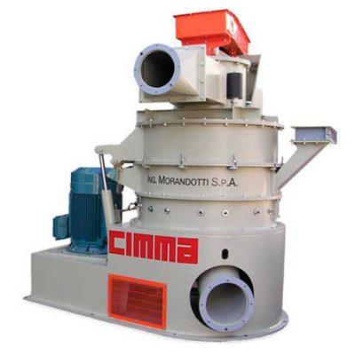 Molino pulverizador SV micro - Cimma