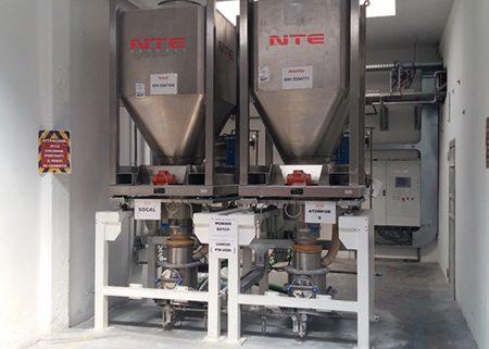 Instalaciones de NTE Process